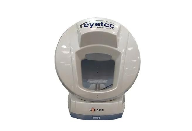 Campímetro oftalmológico