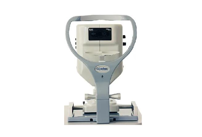 Conserto para microscópio especular