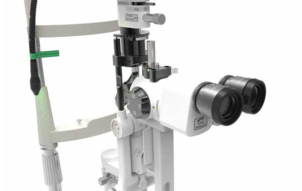 Laser oftalmológico