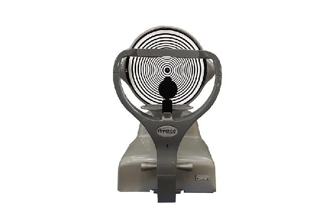 Manutenção corretiva de oftalmoscópio